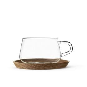 Чайная чашка с блюдцем Classic-V 250 мл