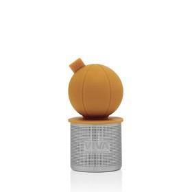 Ситечко для заваривания чая «Поплавок», оранжевый