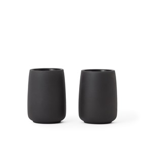 Чайный стакан Nicola 170 мл, серый