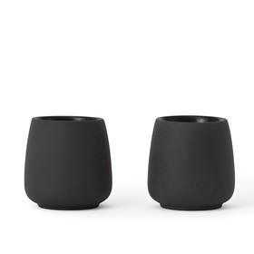 Чайный стакан Nicola 80 мл, серый