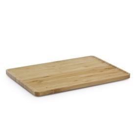 Поднос средний Pure, 25×17 см, бамбук