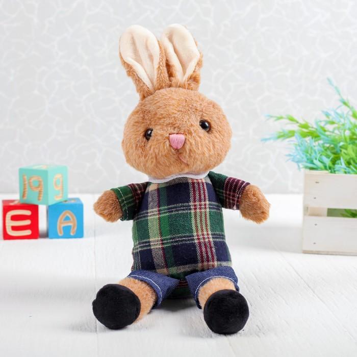 Мягкая игрушка «Зайчик», цвета и виды МИКС