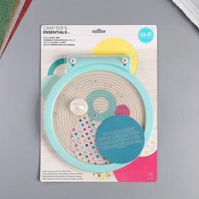 Круговой резак WRMK, «Circle Spin and Trim»