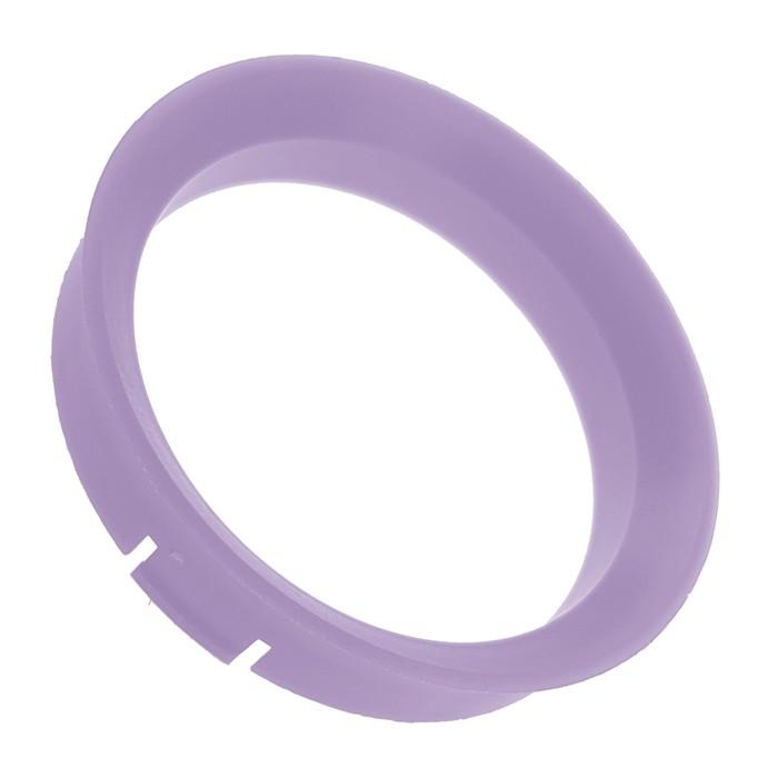 Пластиковое центровочное кольцо К&К 67,1-56,1 сиреневые