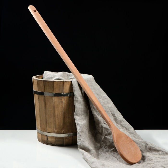 """Ложка деревянная """"Эко"""", 100 см"""