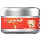 Воск для укладки волос Wella Shockwaves, длительная фиксация и блеск, 75 мл