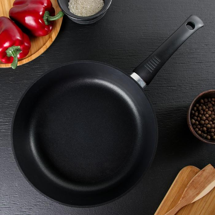 Сковорода 26 см Casta Chicago, глубокая, индукция