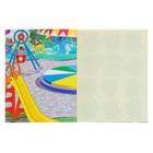 Книжка с наклейками «Чудики в парке» - фото 105685331