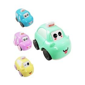 Инерционная игрушка Uviton Car, цвет МИКС