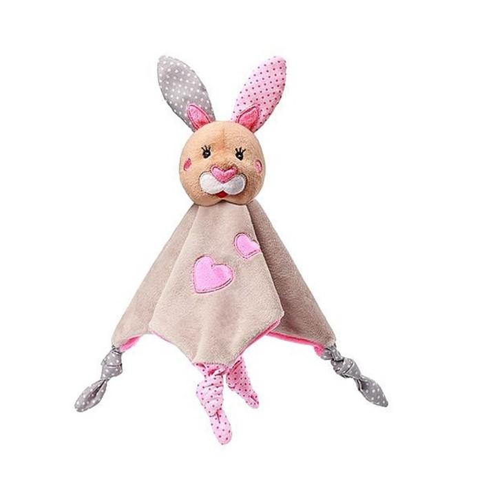Комфортер с погремушкой BabyOno Bunny