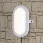 Светильник светодиодный LTB0102D, 12 Вт, 4000К, LED, цвет белый, IP54
