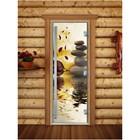 Дверь «Престиж» с фотопечатью, размер коробки 190 × 70 см, левая, цвет А056