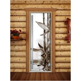 Дверь «Престиж» с фотопечатью, размер коробки 190 × 70 см, левая, цвет А057