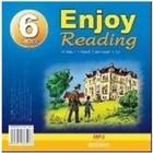 Английский язык. ENJOY READING. 6 класс. Комплект (книга + МР3). Чернышова Е. А.
