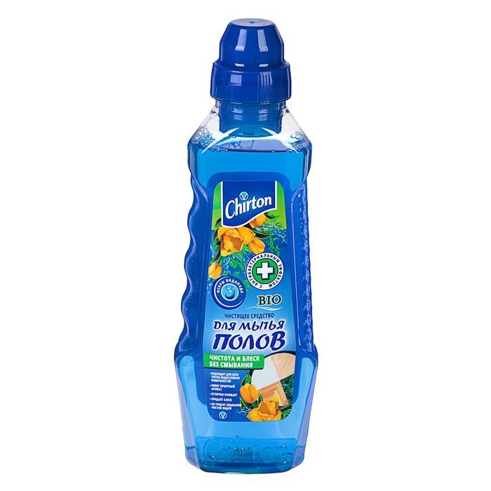 """Чистящее средство для мытья пола Chirton """"Искры водопада"""", 500 мл"""