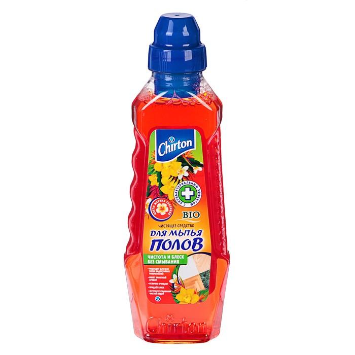 """Чистящее средство для мытья пола Chirton """"Цветы жарких тропиков"""", 500 мл"""
