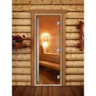 Дверь «Престиж» с фотопечатью, размер коробки 190 × 70 см, левая, цвет А031