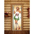Дверь «Престиж» с фотопечатью, размер коробки 190 × 70 см, левая, цвет А018