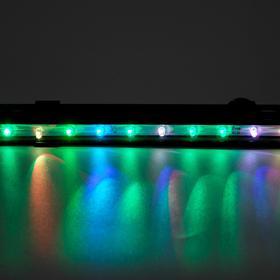 Светодиодная подводная подсветка BARBUS LED 001 с распылителем воздуха (1 w, 25 см) - фото 7279987
