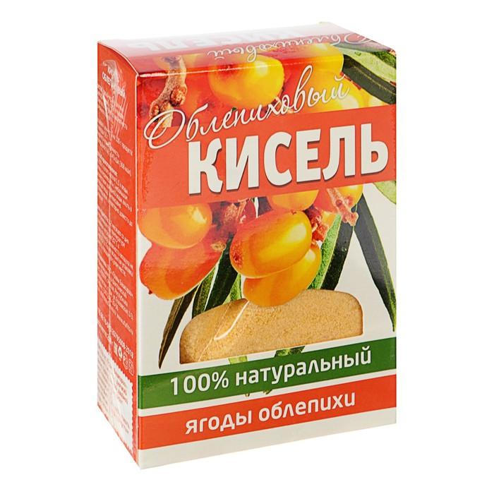 Кисель Облепиховый 200 г - фото 17019