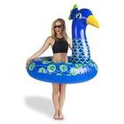 Круг надувной BigMouth Peacock