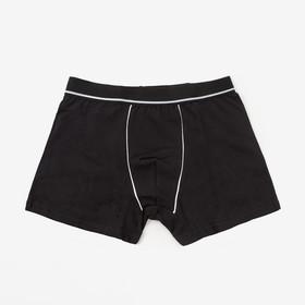 Трусы боксеры мужские ULTIMATE, цвет чёрный, размер 50 (XL)