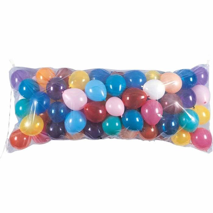 Пакеты для транспортировки надутых шаров и мягких игрушек, набор 5 шт. - фото 458904