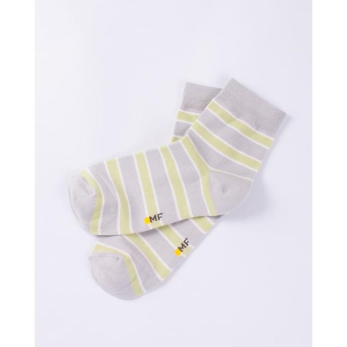 Носки детские, цвет светло-серый, р-р 12
