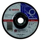 Круг обдирочный Bosch 2608600389, по металлу, прямой, 150х22.2 мм, 6 мм
