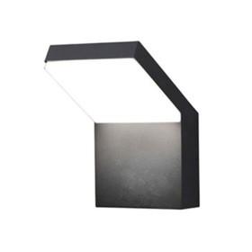 Светильник светодиодный ROCA, 20 Вт, 3000К, LED, цвет серый