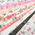 Набор упаковочной крафтовой бумаги «С новым годом!», 70 × 100 см