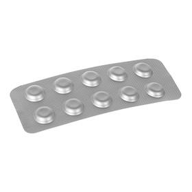 Тестерные таблетки для определения свободного хлора в воде, 10 таблеток