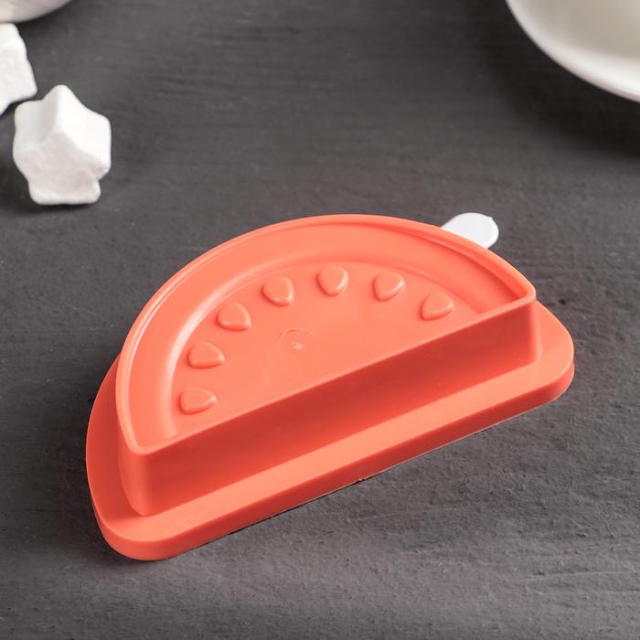 Форма для мороженого «Цитрус», 13×7,5×3 см, цвет МИКС