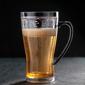 Mug for beer cooling 420 ml