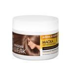 Маска для волос Dr.Sante Жидкий шелк «Длина и блеск», 300 мл