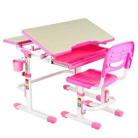Набор мебели Lavoro Pink, цвет розовый