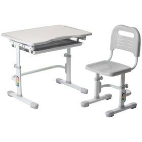 Набор мебели Vivo Grey, цвет светло-серый