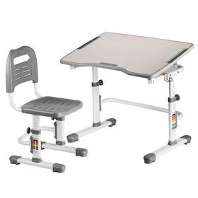 Набор мебели Vivo II Grey, цвет светло-серый