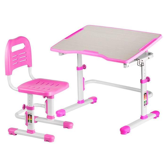 Набор мебели Vivo II Pink, цвет розовый