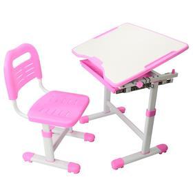 Набор мебели Sole Pink, цвет розовый