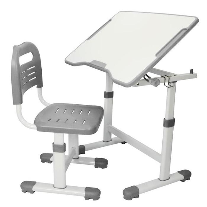 Набор мебели Sole II Grey, цвет светло-серый