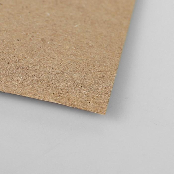 "Бумага оберточная, марка ""Е"" , 90 г/м2, 297 х 420 мм, 500 листов"