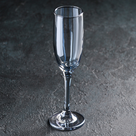 Champagne glass 250 ml Chianti, color blue
