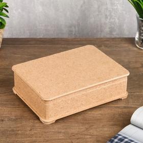 Box decor MDF 16.5x22.5x6.5 cm