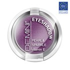 Тени для век DEMINI Pearl & Sparkle Eye Shadow, тон 640 Фиолетовый металлик