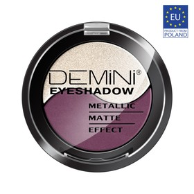 Тени для век DEMINI Metallic Matte Effect Eye Shadow, тон 802