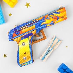 "Пистолет с резинками ""Фламер"""