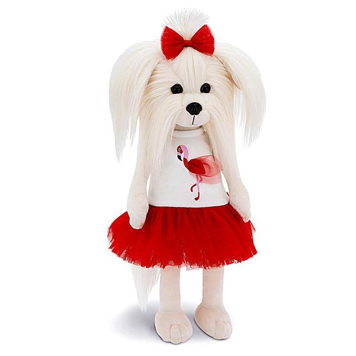 Мягкая игрушка Lucky Mimi «Любовь и фламинго», 25 см