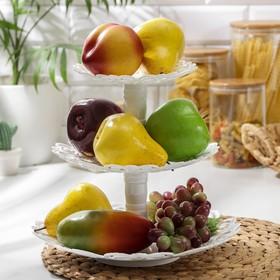 Fruit bowl maker 3-tier 16/21/27 cm