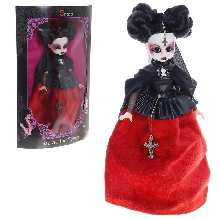 """Кукла """"Леди Гриселла"""""""